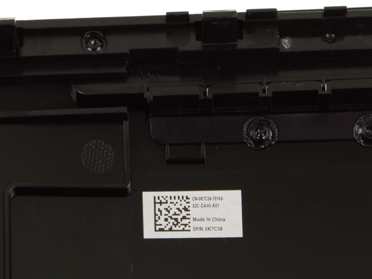 K7C38 Dell Optiplex 3030 ALL IN ONE PC Back LCD COVER 0K7C38
