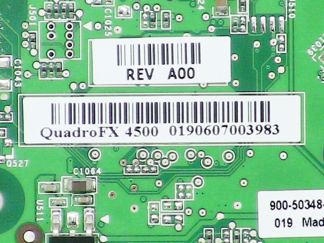 Dell Precision 490 NVIDIA Quadro FX4500 Graphics Drivers Mac
