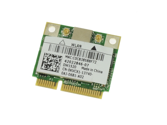 Dell Studio 1749 Notebook 1520 WLAN Half MiniCard Drivers (2019)