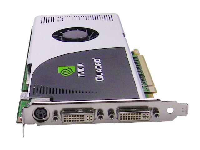 Dell Precision T3400 NVIDIA Quadro FX3700 Graphics Vista