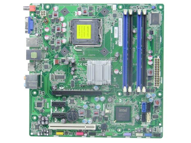 refurbished dell studio d540 dt desktop motherboard m017g rh parts people com Repair Dell Studio 540 dell studio 540 user manual