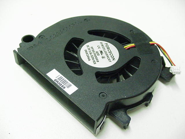 how to keep fan on laptop