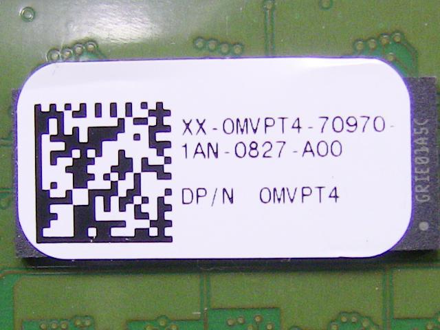 Dell OEM DDR3 1333Mhz 2GB PC3L-10600R ECC RAM Memory Stick - MVPT4 w/ 1  Year Warranty