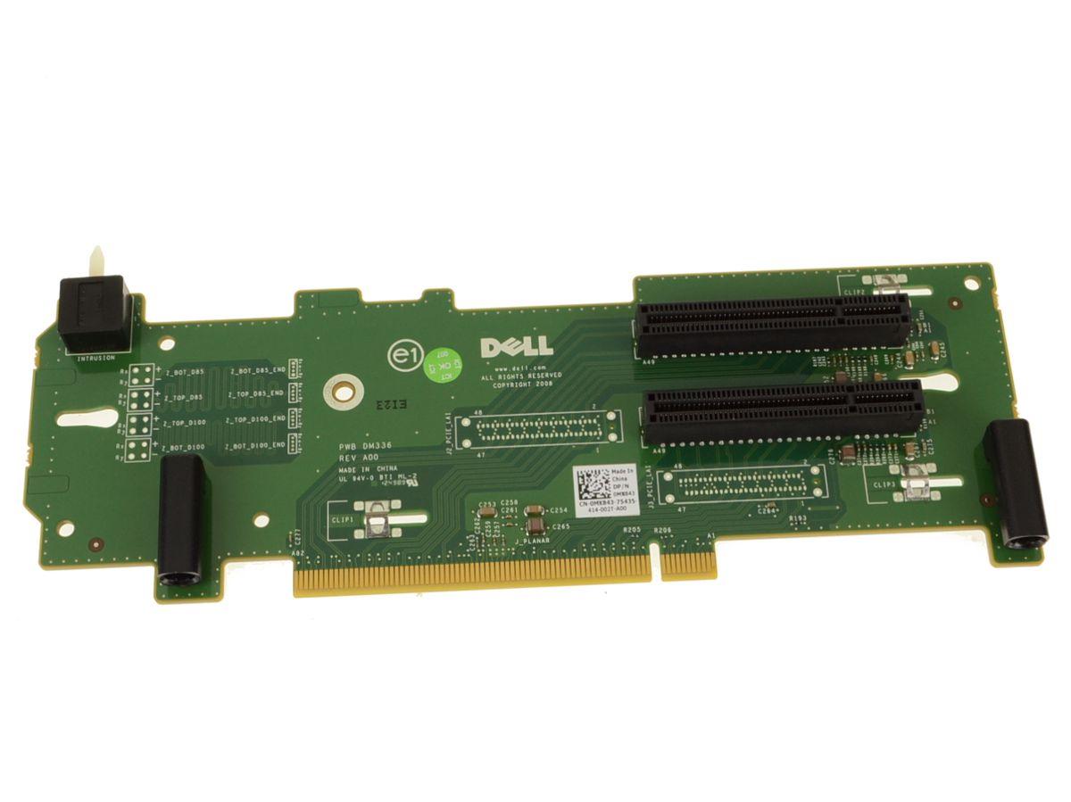 Dell OEM PowerEdge Server R710 PCI-E Riser Board - MX843