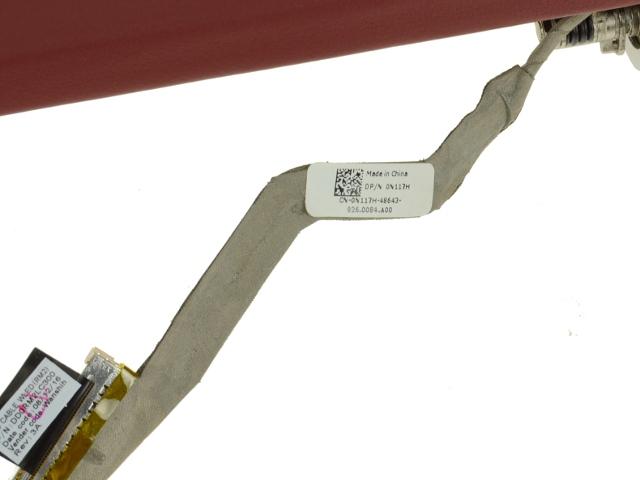 Original Dell Studio XPS 1640 1645 1647 WXGAHD LCD Screen Assembly N117H