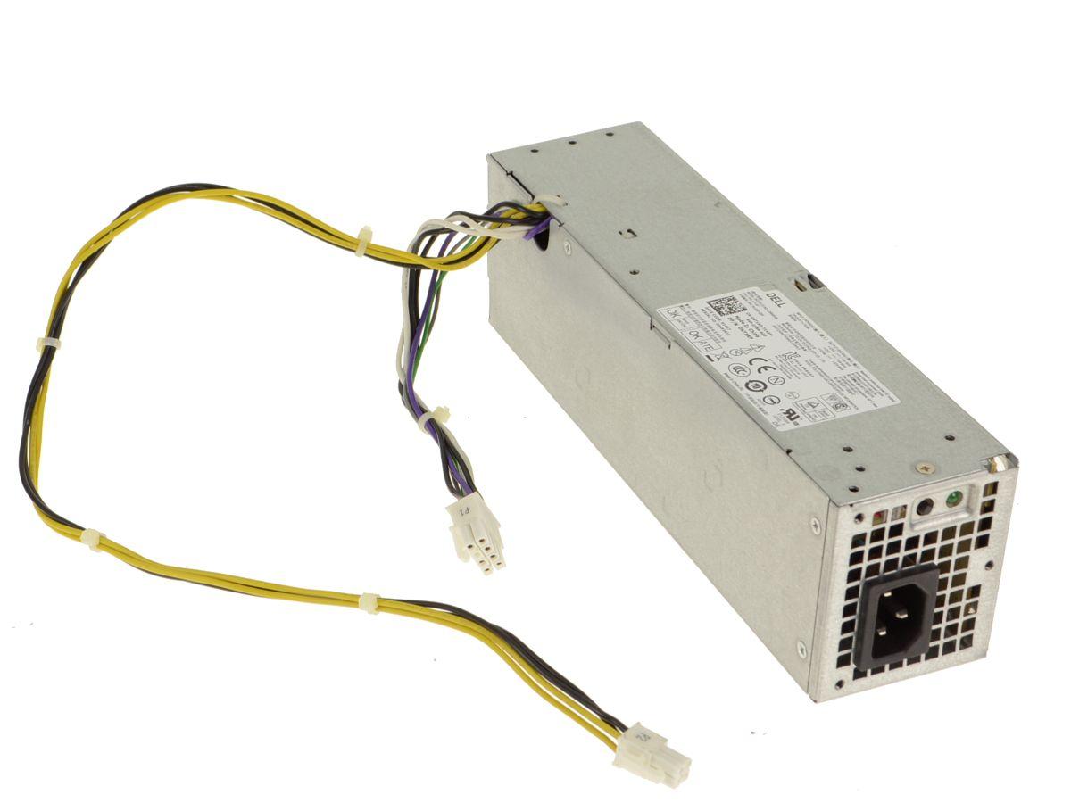 Dell Oem Optiplex 3020 7020 Desktop Power Supply Nt1xp At Form Factor Thumb Nail