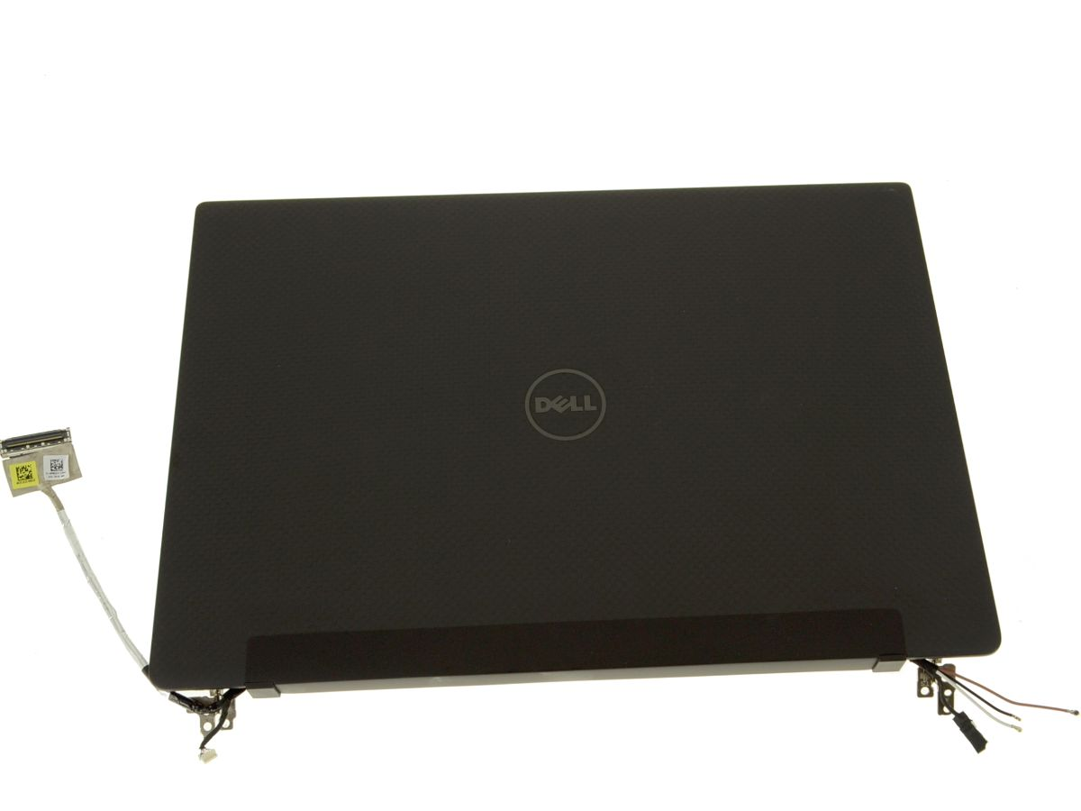 """LCD Display Assembly P4GGV New Dell Latitude 13 7370 13.3/"""" Touchscreen QHD"""