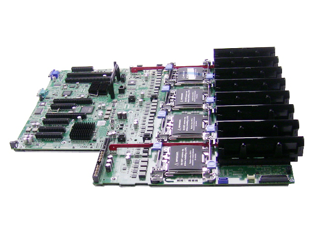 Dell OEM PowerEdge R910 Server Motherboard (System Mainboard) - P703H