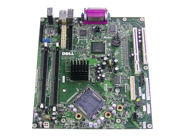 refurbished dell optiplex gx520 dt motherboard pj479 rh parts people com Dell GX520 Desktop Dell Optiplex GX520 Ports