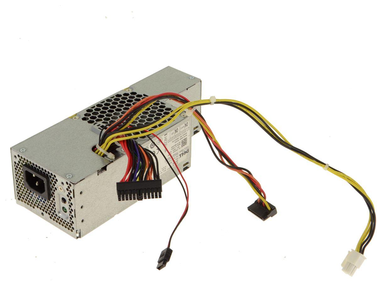 Dell OEM Optiplex 760 SFF Small Form Factor 235 Watt Power Supply - R224M  w/ 1 Year Warranty