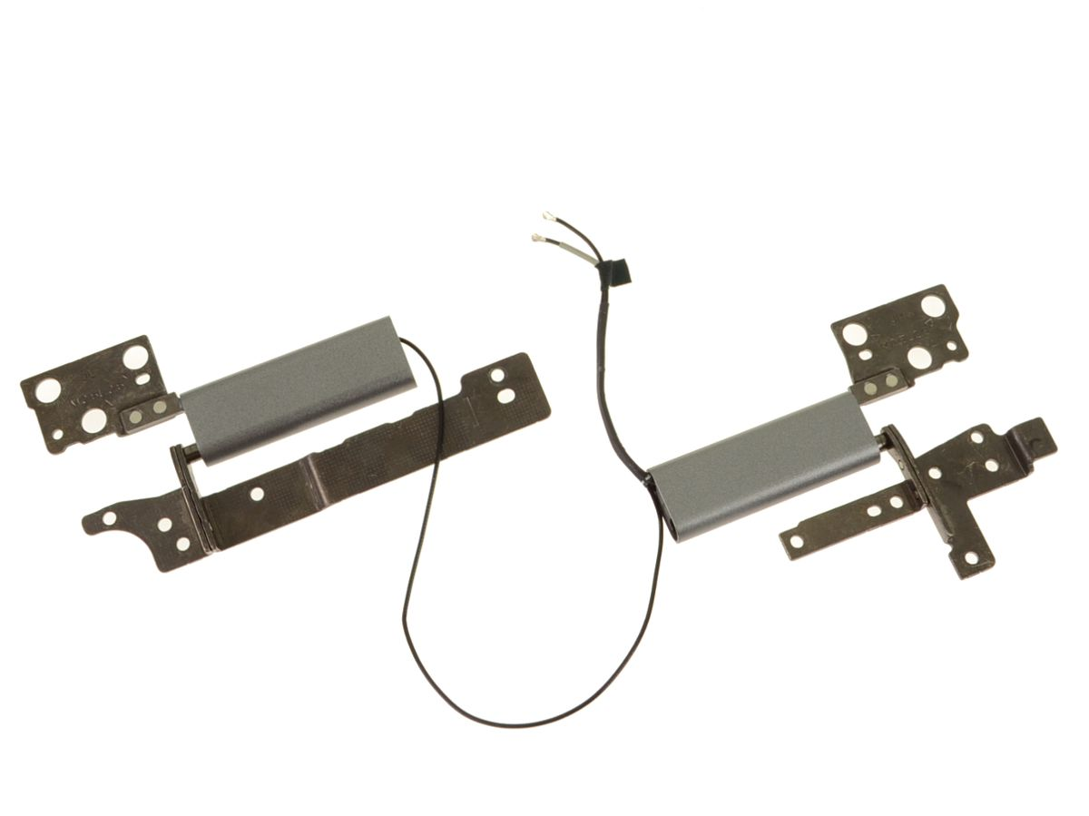 Dell OEM Inspiron 15 (7573) FHD Hinge Kit - Left and Right - FHD Only -  Light Gray - R2XP5 w/ 1 Year Warranty