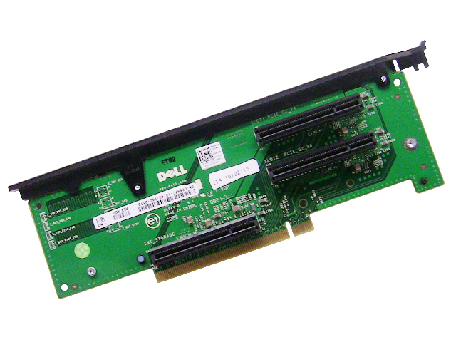 Dell OEM PowerEdge R710 Server 3 x PCI-E X8 Riser Board - R557C