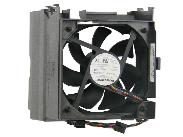 refurbished dell oem dimension fan heatsink rr527 rh parts people com dell optiplex 755 manual usuario Dell GX755 Memory