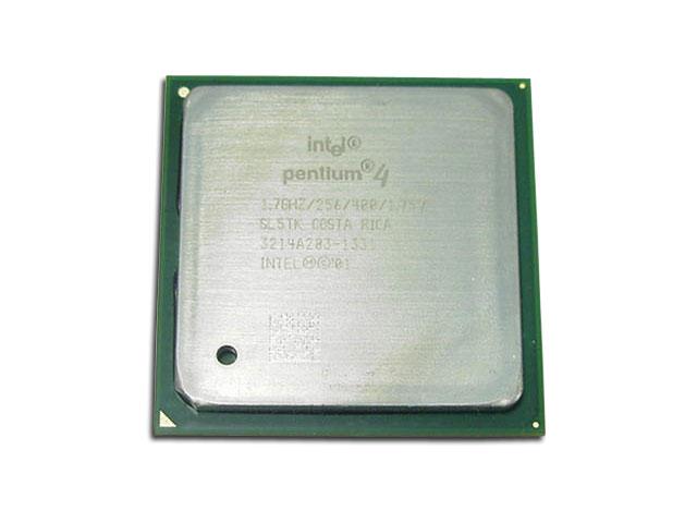 1.7GHZ 400FSB SOCKET 478 PROCESSOR SL5TK CPU