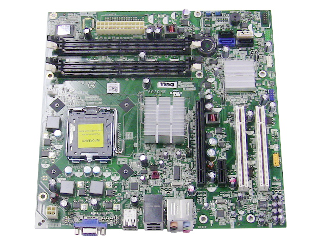 refurbished dell oem inspiron 545 545s motherboard t287n
