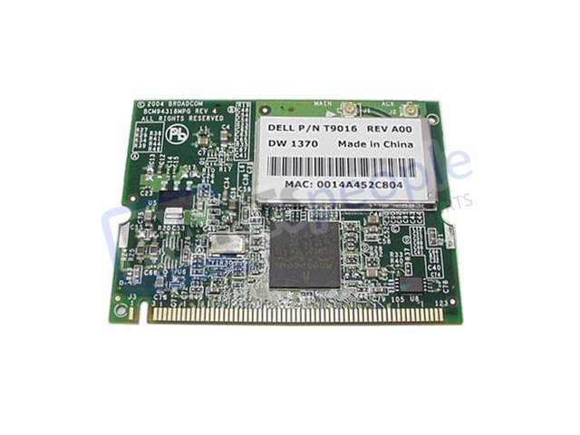 DELL TRUEMOBILE 1150 SERIES MINI PCI CARD DRIVERS FOR WINDOWS