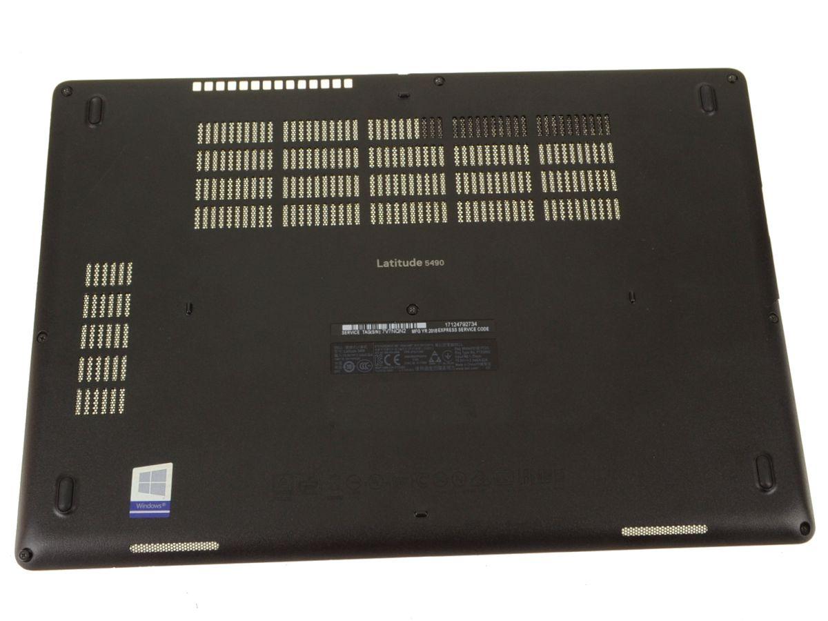 Dell OEM Latitude 5490 Laptop Bottom Base Assembly - TCMWR