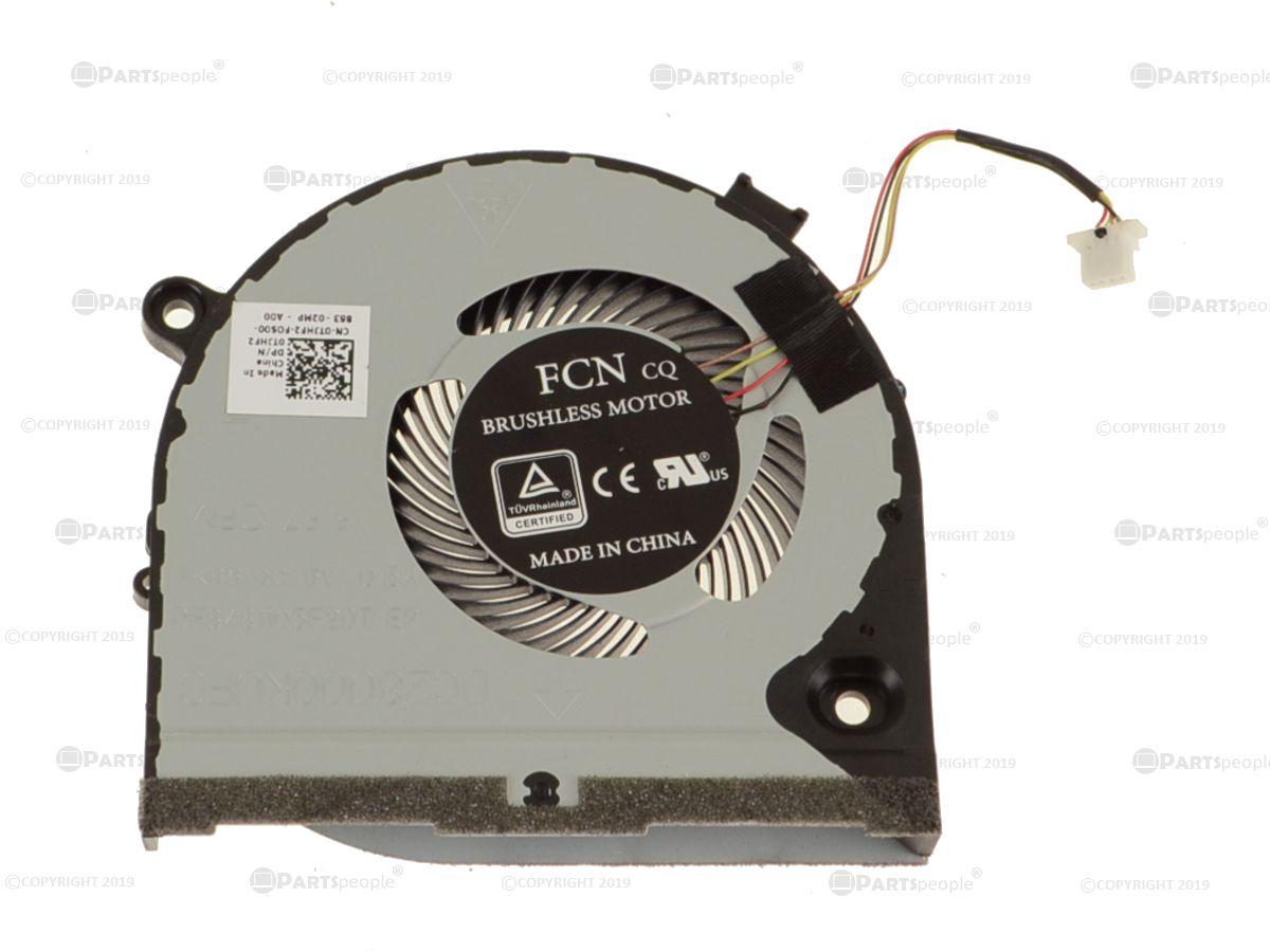 Dell OEM G Series G3 3579 CPU Processor Cooling Fan - TJHF2 w/ 1 Year  Warranty