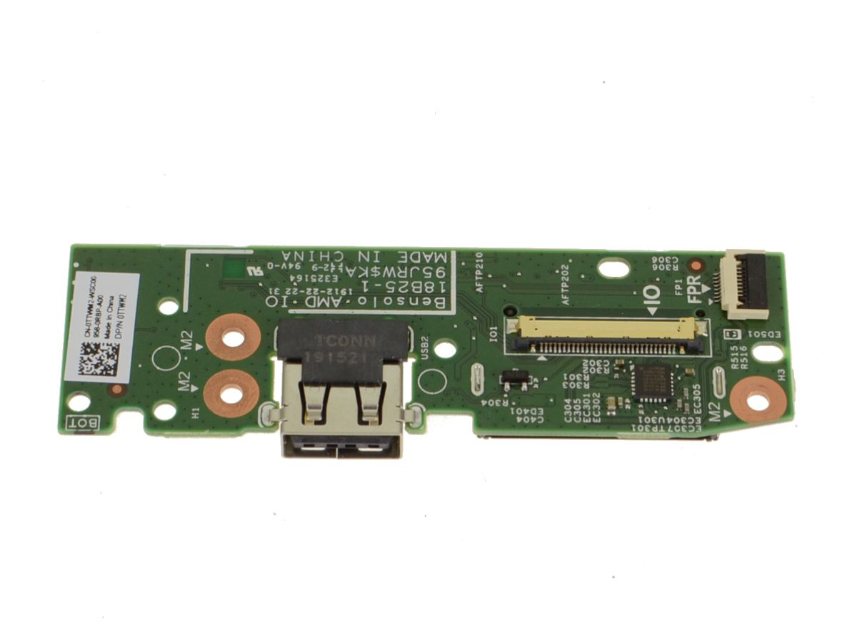 ACS COMPATIBLE with DELL USB//Card Reader IO Board INSPIRON 14-5482 Replacement