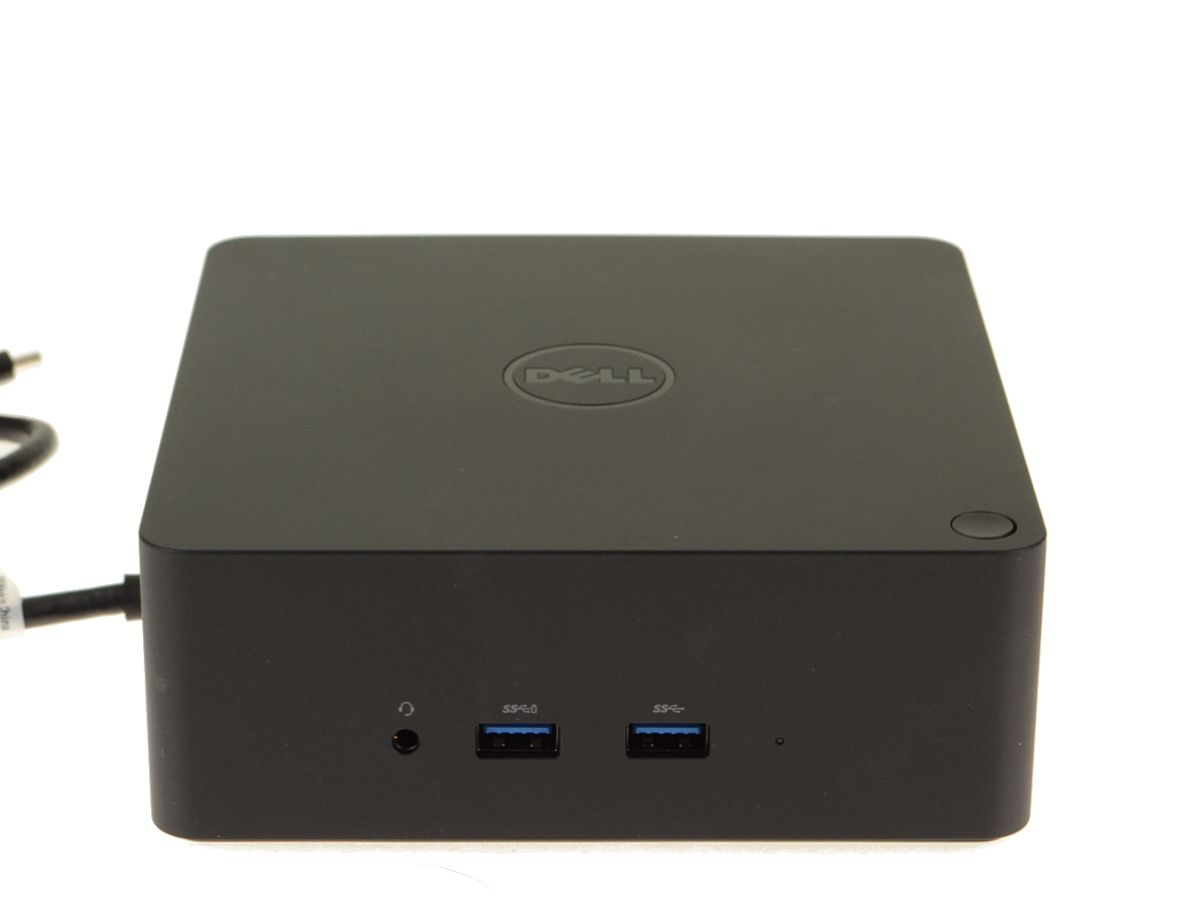 New Dell OEM TB15 Thunderbolt Docking Station with 180 Watt Power Adapter -  180W - 3C56F