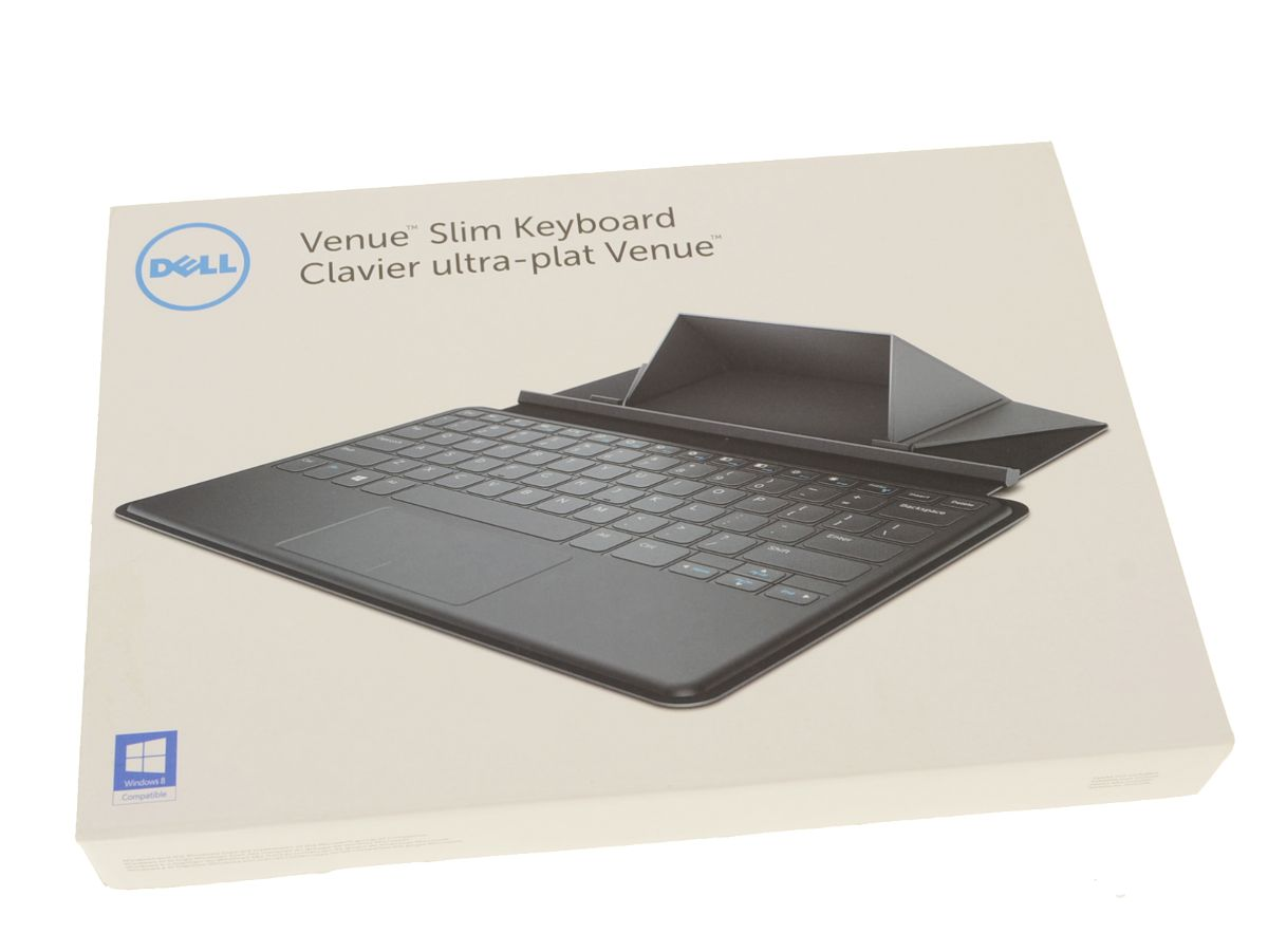 New Dell OEM Slim Tablet Keyboard for the Venue 11 Pro Tablet - K11A - TY6PG