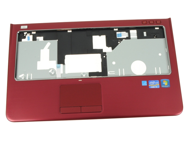 New Dell OEM Inspiron N411z Palmrest Touchpad Assembly RDTMY