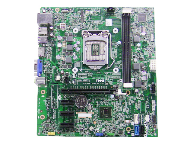 No CPU Included Dell Optiplex 3020 Motherboard VHWTR  Intel