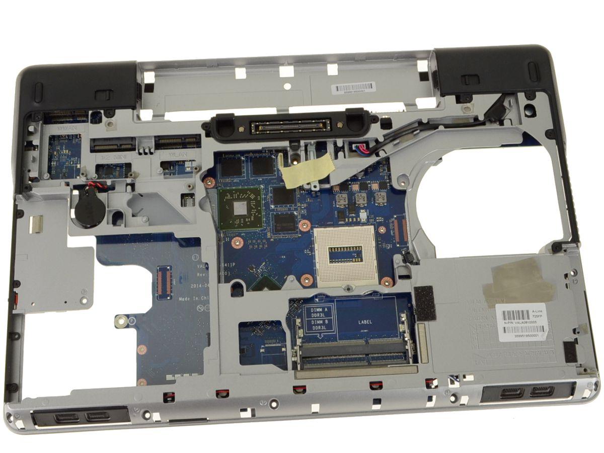 New Dell OEM Latitude E6540 Motherboard Kit / Base Assembly AMD Radeon  Graphics - LVDS - VWNW8