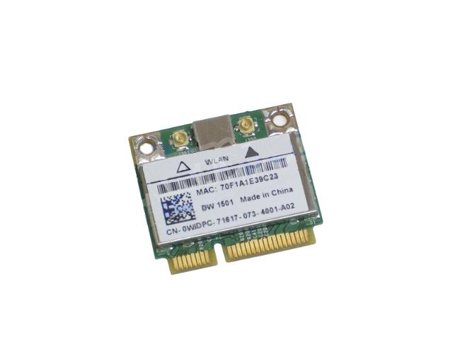 Drivers Update: Dell Inspiron N4020 Notebook 1501 Half Mini-Card WLAN