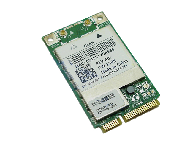 DELL LATITUDE D830 WIRELESS 1395 WLAN MINICARD DRIVER FOR MAC DOWNLOAD