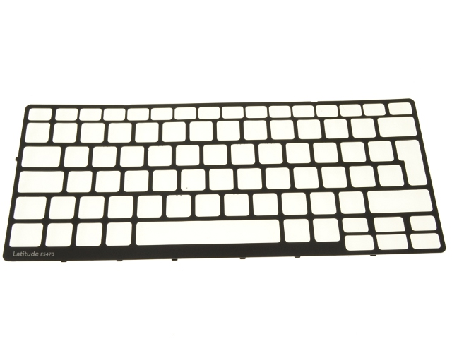 New EU - Dell OEM Latitude E5470 Keyboard Bezel Trim Lattice Plastic for  European Keyboard - Single Point