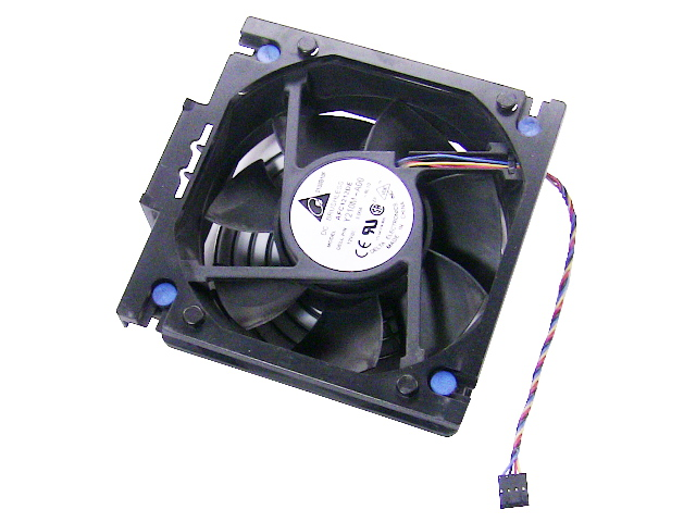Dell OEM PowerEdge T310 / T410 Server Cooling Fan Assembly - Y210M-D380M w/  1 Year Warranty