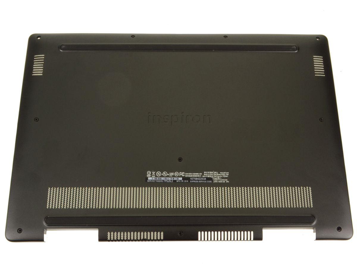 Dell OEM Inspiron 15 (7573) Bottom Base Cover Assembly - Y4RTK