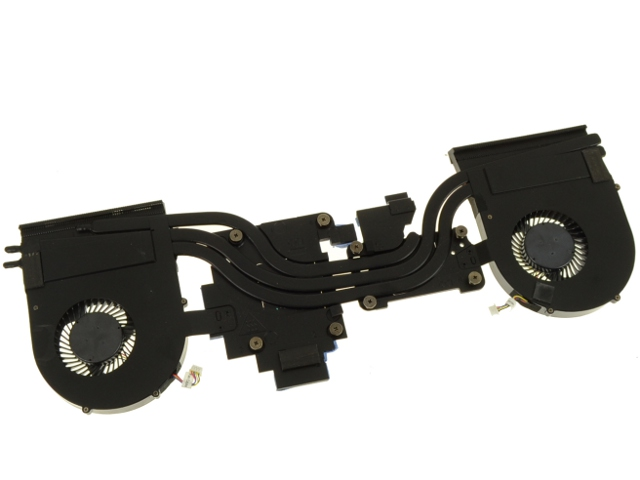 Alienware 15 R2 Cpu Graphics Cooling Fan Heatsink Y5vgy