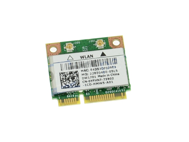 DELL STUDIO 1440 NOTEBOOK ATHEROS WLAN HALF MINI-CARD DRIVER FREE