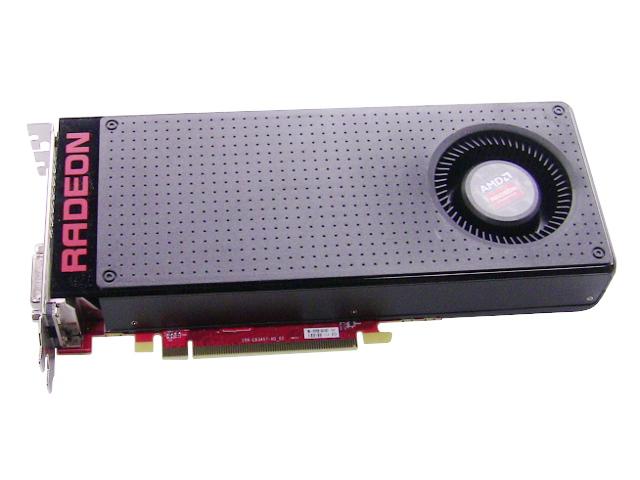 Dell OEM AMD Radeon R9 370 4GB GDDR5 Desktop Video Card - YX6VC w/ 1 Year  Warranty