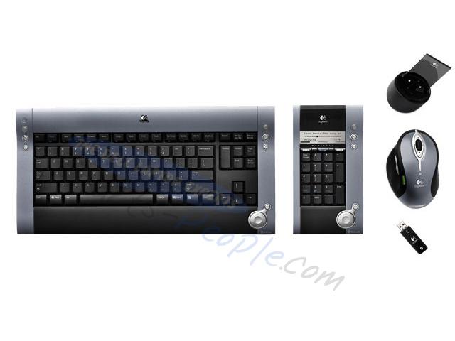 99cc5dc3889 New Logitech Long Range Bluetooth Keyboard Mouse 967562