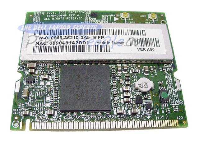 Broadcom Dell Truemobile 1300 Wlan Mini-pci Card Driver Download