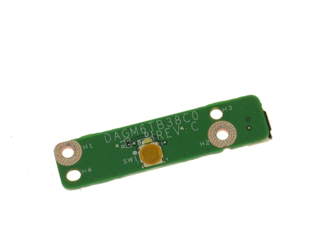 Refurbished Dell OEM XPS L501X Power Button Board L501X9267