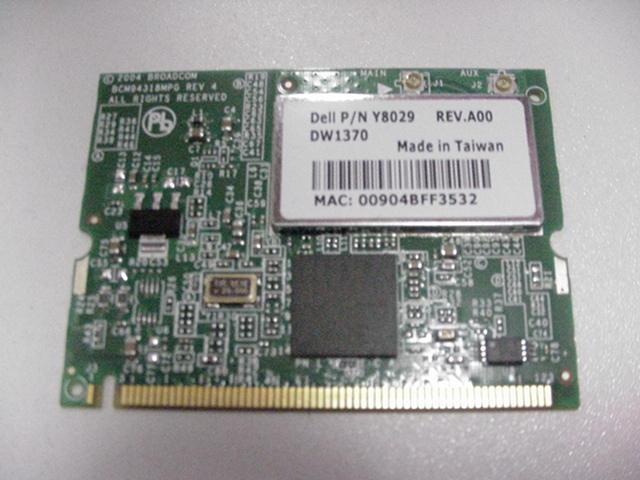 Dell Truemobile 1300 Wlan Mini Pci Card Driver Download Xp
